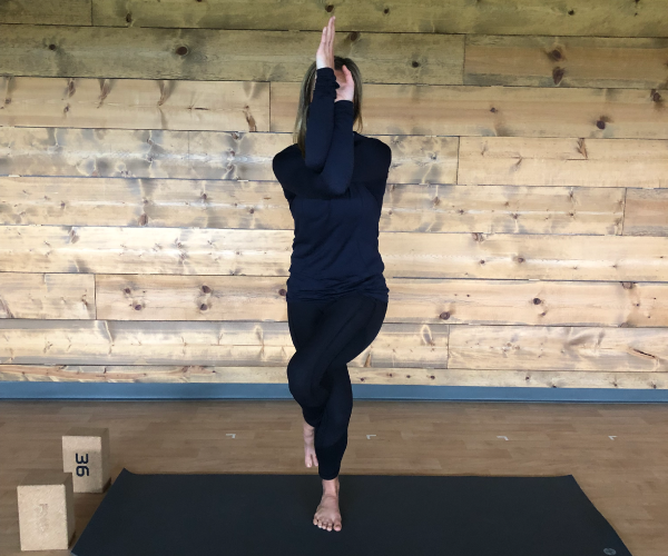Yoga Poses For Stress Relief 4g Athletic
