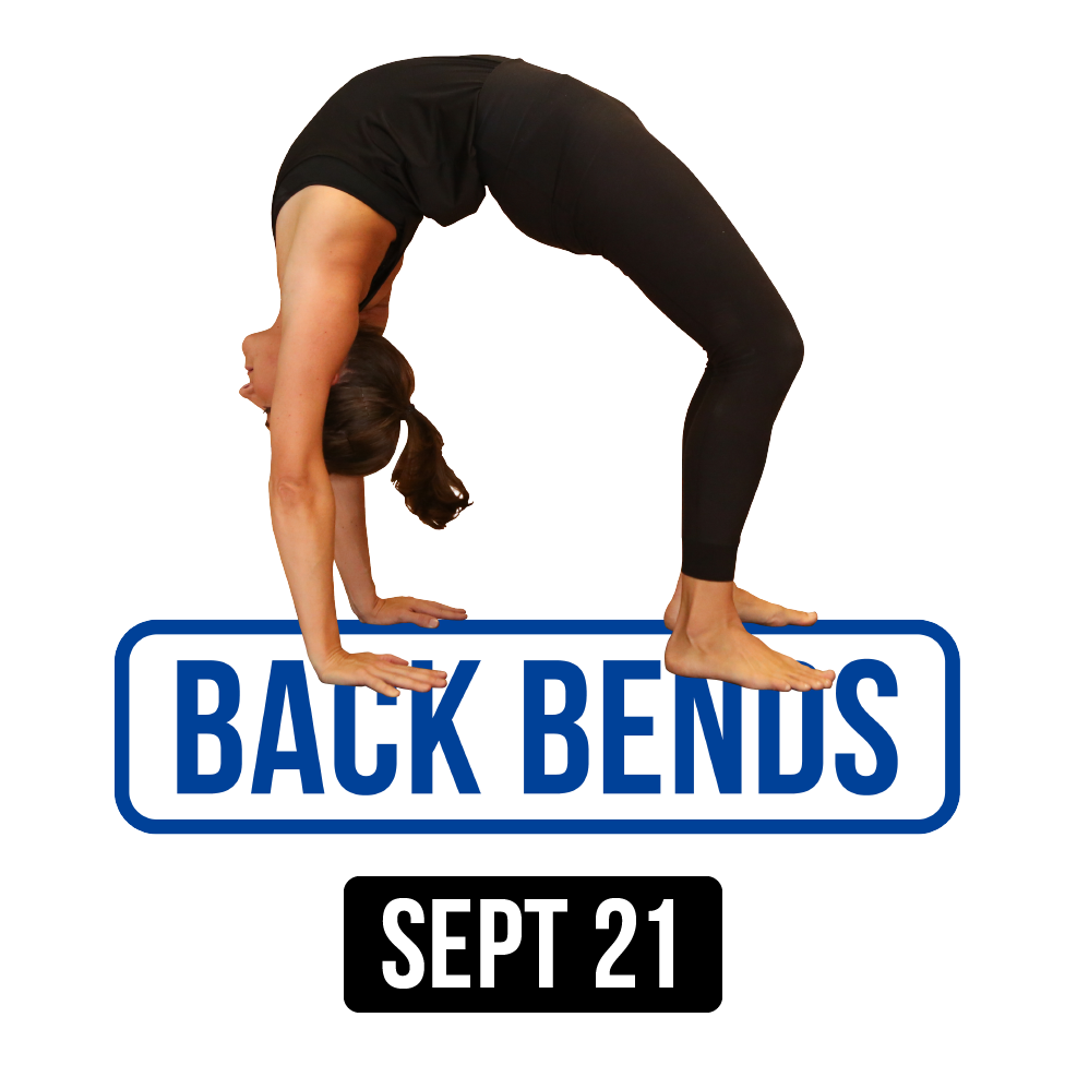 Flow Lab Back Bends